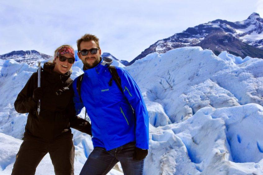 De Perito Moreno Glaciar is een highlight van jouw rondreis Patagonië