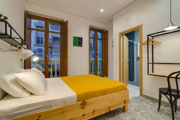 Prachte kamers in Zalamera BNB in Valencia