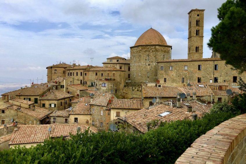 Volterra is zeker een van de mooiste stadjes in Toscane