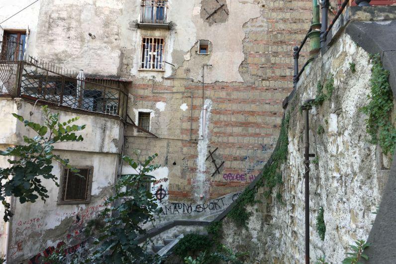 Het Quartieri Spagnoli een bijzonder stukje Napels in Italie
