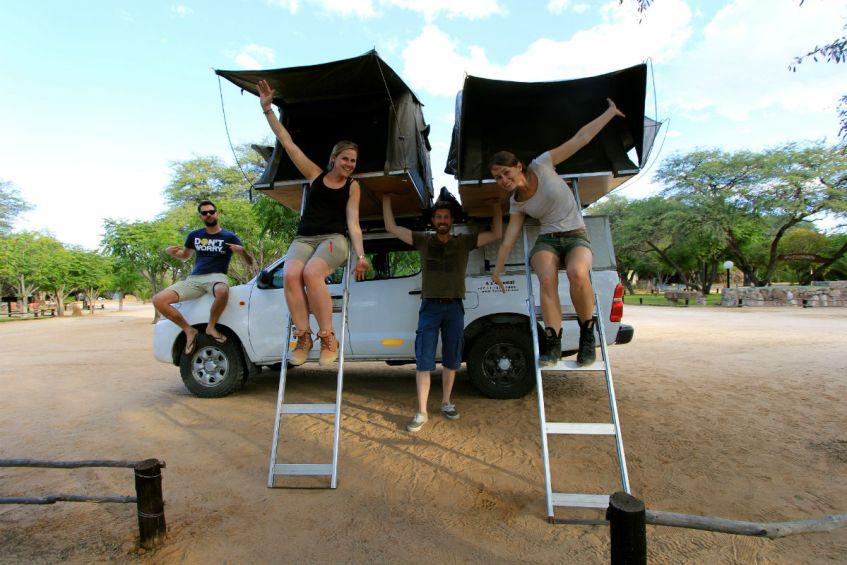 Lol bij Zelda Game and Guest Farm Gobabis Namibia