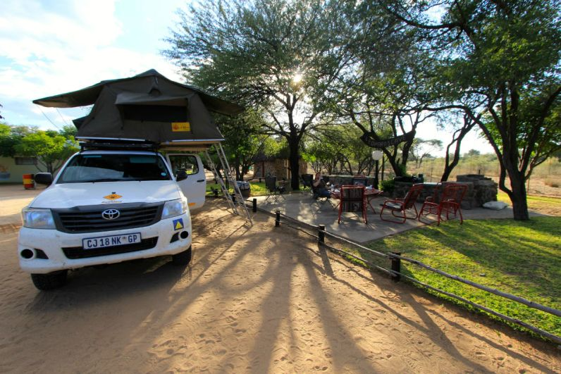 Zelda Game and Guest Farm Gobabis Namibia