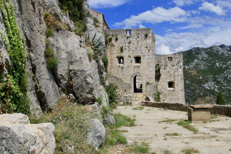 De fortificaties in Kroatie zijn prachtig