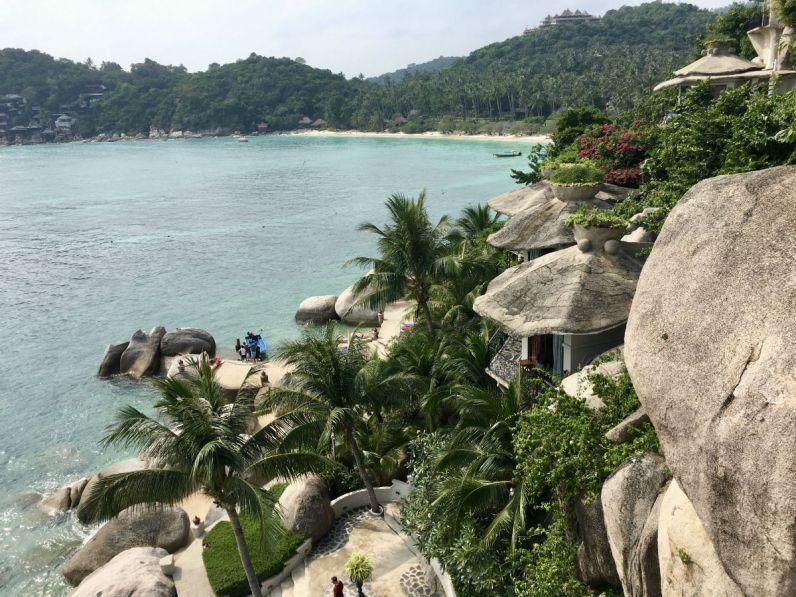 De mooie strandjes van Koh Tao