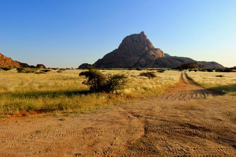 Spitzkoppe hoort zeker thuis in jouw rondreis Namibie & Botswana