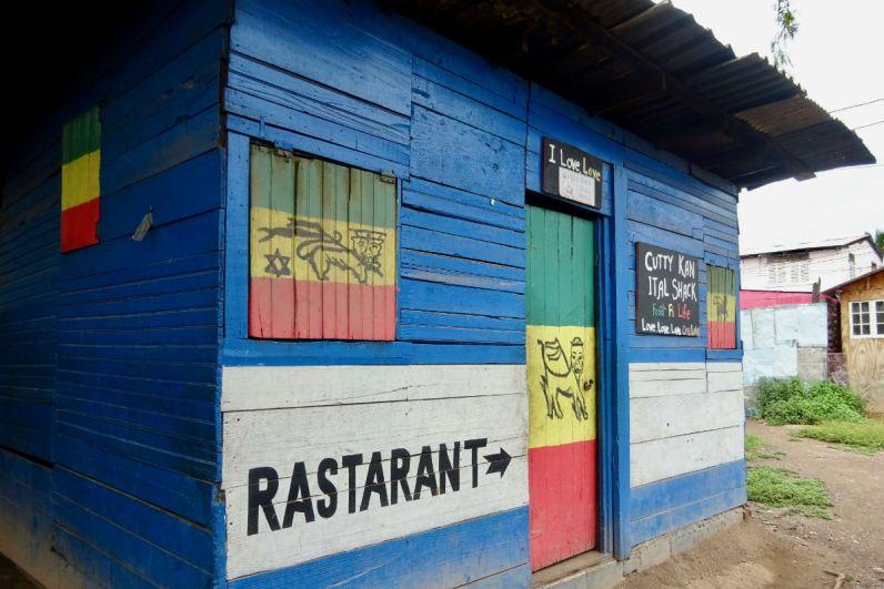Een roadtrip door Jamaica ligt misschien minder voor de hand