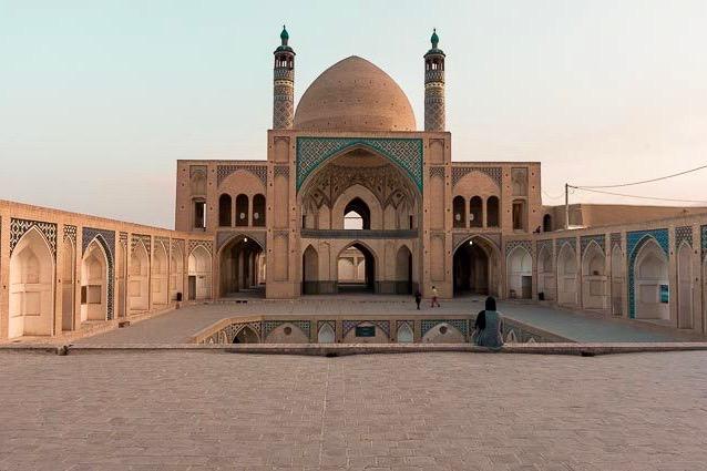 Roadtrip Iran bezoek dan zeker Kashan