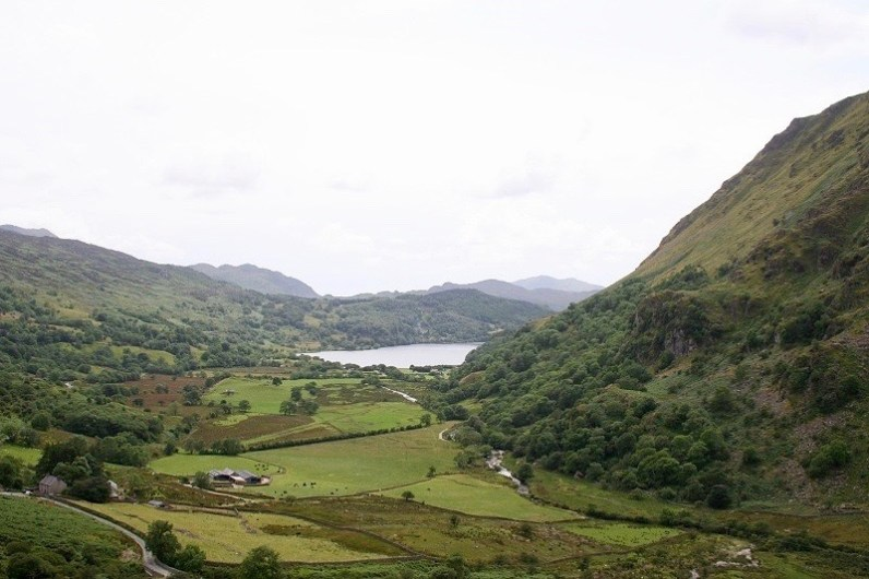 Snowdonia in Wales is een geweldige bestemming voor een mooie roadtrip