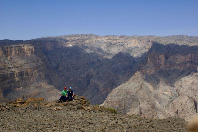 Oman is een geweldige bestemming voor een mooie roadtrip