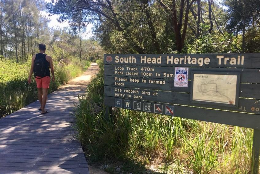 South Head Heritage Trail is erg mooi