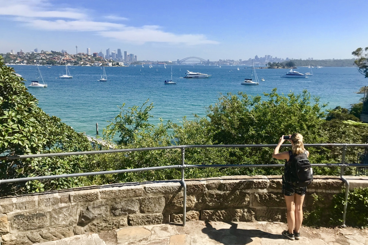 To do in Sydney maak de wandeling van Rose Bay naar Watson Bay