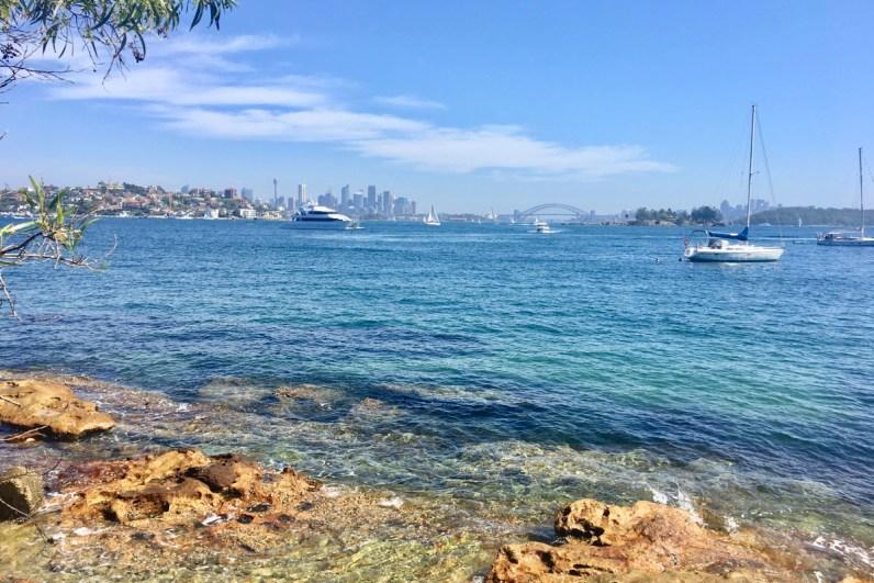 To do in Sydney wandel van Rose Bay naar Watson Bay en geniet van al het moois om je heen
