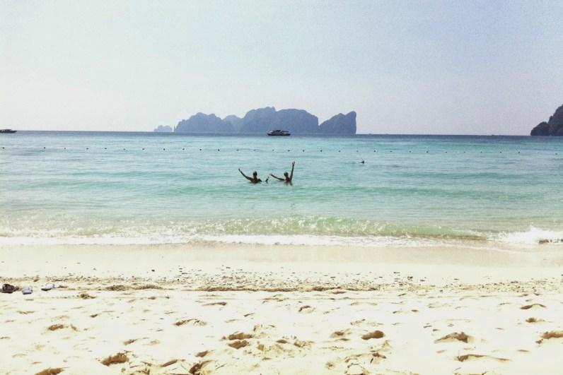 Koh Phi Phi mag je toch eigenlijk ook niet missen tijdens je reis door Thailand