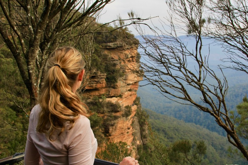 De Blue Mountains is de ideale plek voor een weekendje weg vanuit tijdens de winter in Sydney