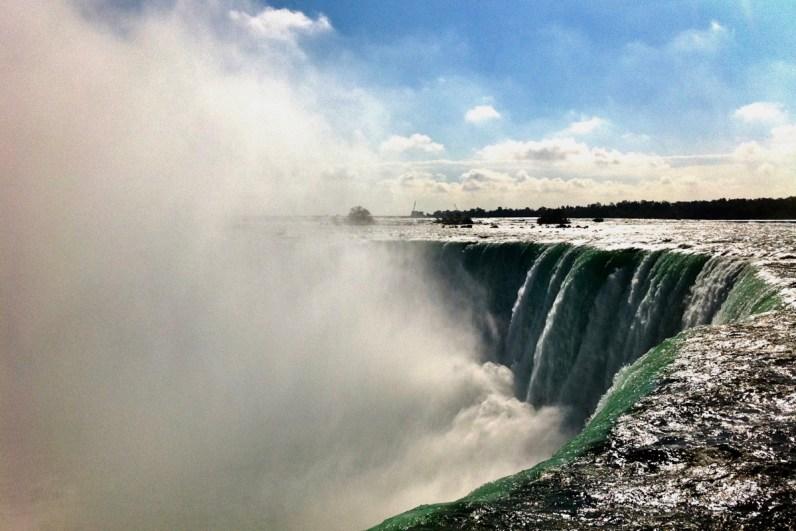 Ook de Niagara Falls horen thuis in een rondreis Canada & New York van 2 weken