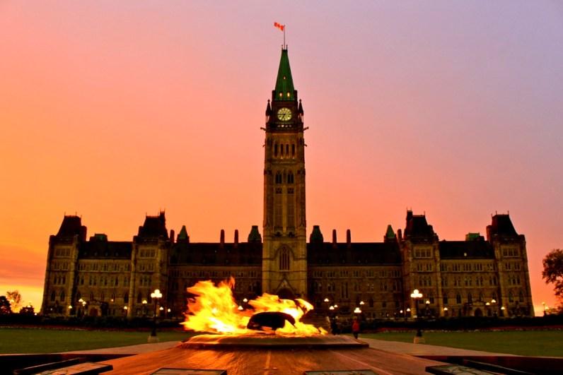 Ottawa verdient zeker een bezoek tijdens je rondreis Canada & New York