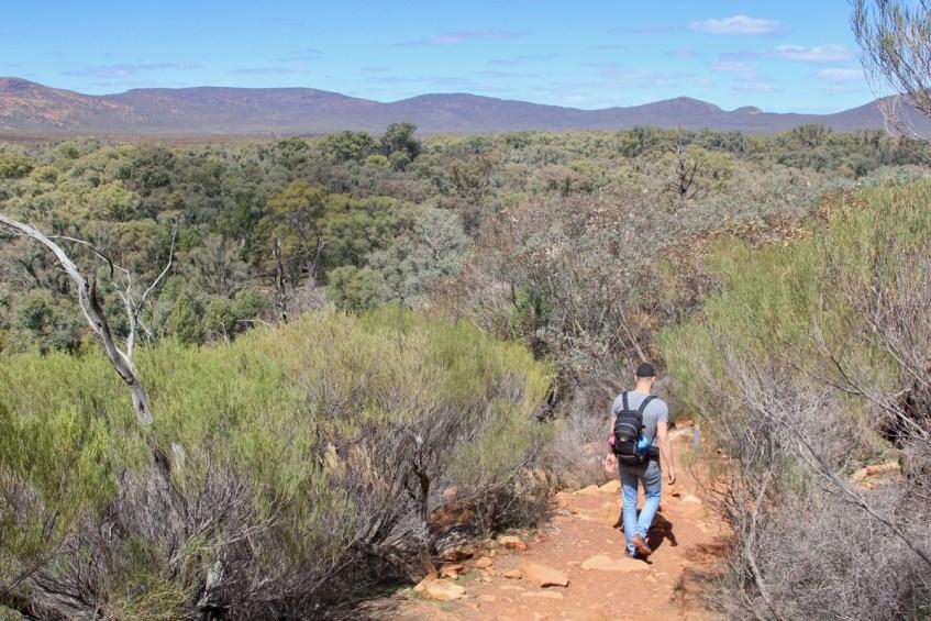 Bezoek Flinders Ranges in Zuid-Australie