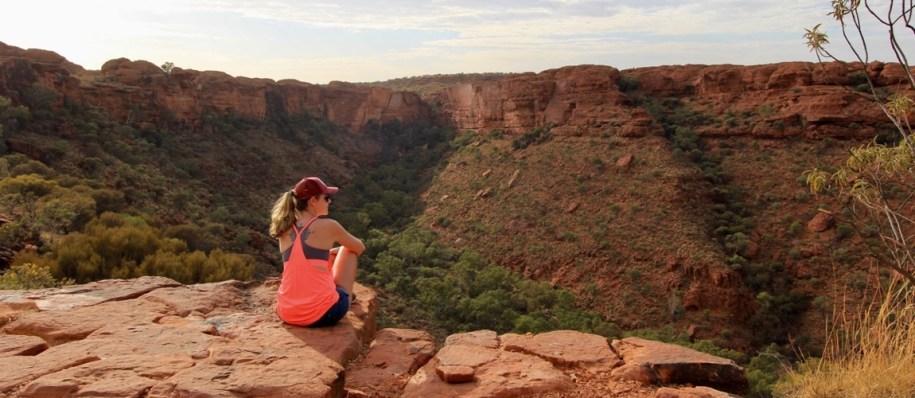Een nieuw reisdagboek met daarin een update over de reis door de Australische Outback