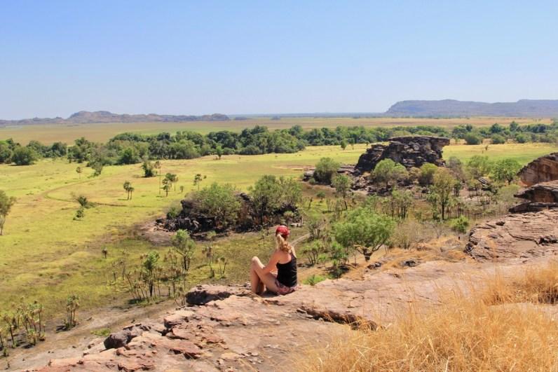 Sla Kakadu zeker niet over als je van Alice Springs naar Darwin reist