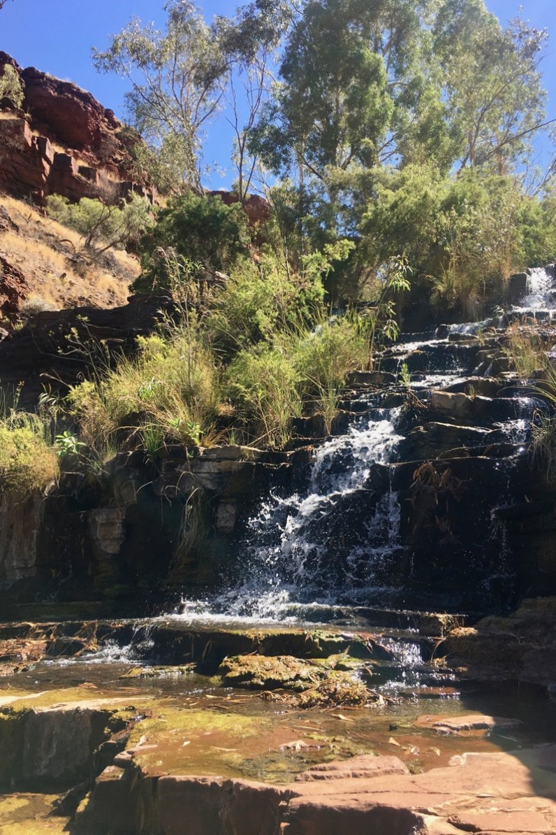 Karijini National Park is een must do in Western Australia