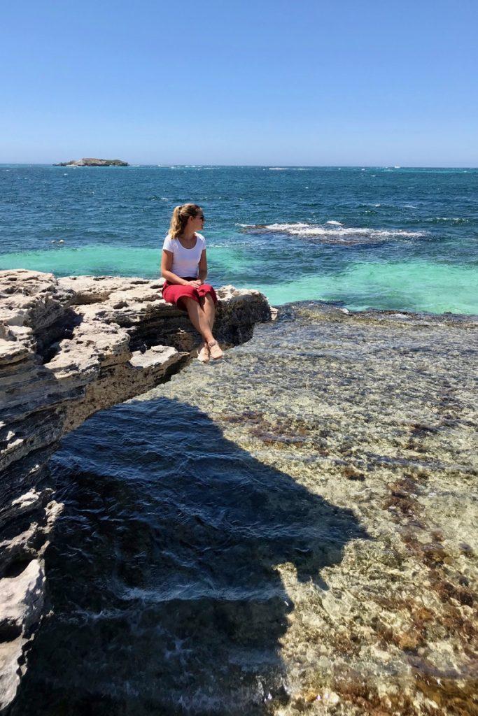 Rottnest Island is een prachtig eiland voor de kust bij Perth aan de westkust van Australië en hoort in jouw Route West-Australië thuis