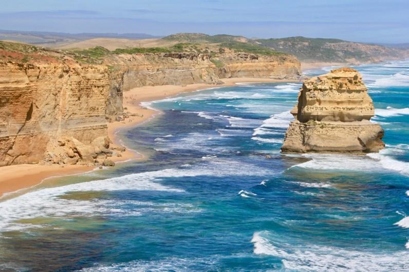 Reisdagboek 11: Van Esperance via de Nullarbor en de kust naar Melbourne