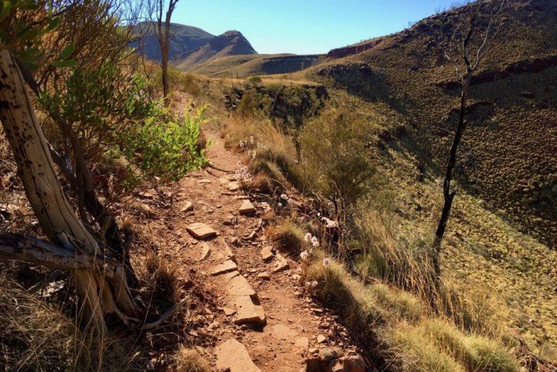 Karijini National Park is een must do in West Australië