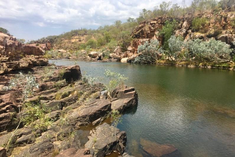 Ontdek The Kimberley per 4×4 – Bezoek de Manning Gorge