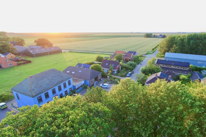 Op ontdekking in het noorden van Nederland de provincie Groningen