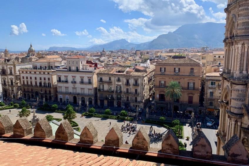 Palermo is absoluut een hoogtepunt op sicilie en moet je zeker opnemen in jouw route over het eiland