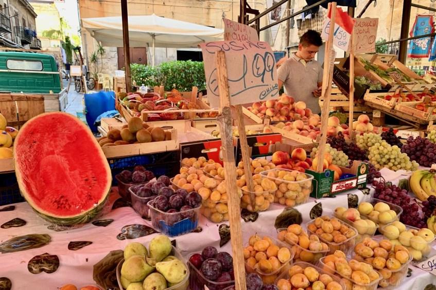 Doen in Palermo: bezoek de Mercato della Vucciria, Mercato di Ballarò en Mercato del Capo