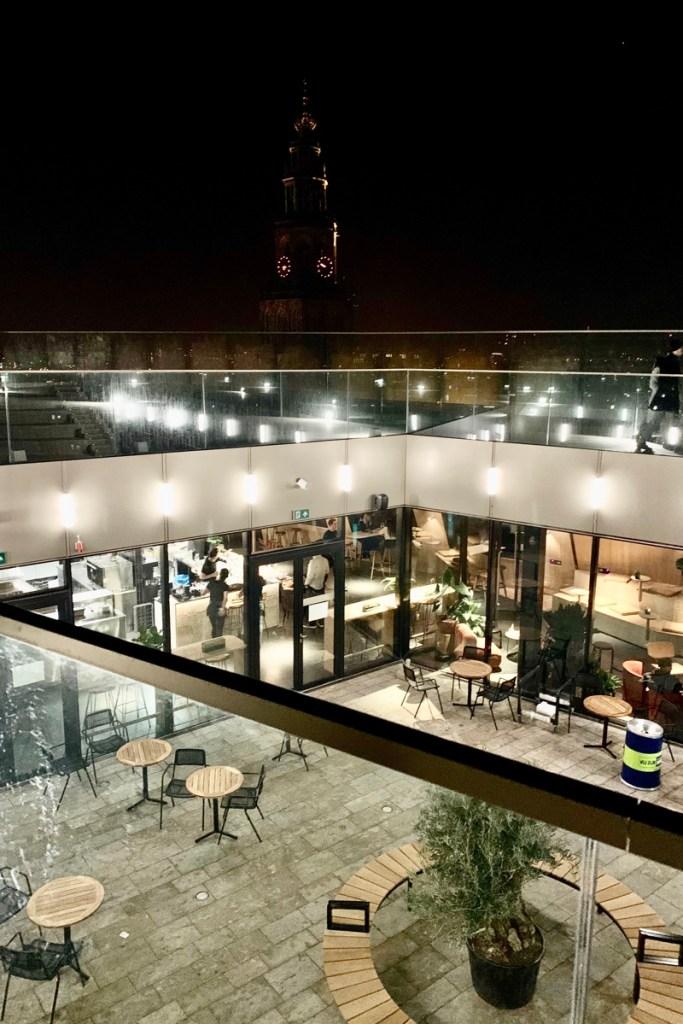Forum Groningen is een highlight Groningen en lekker eten kan bij NOK