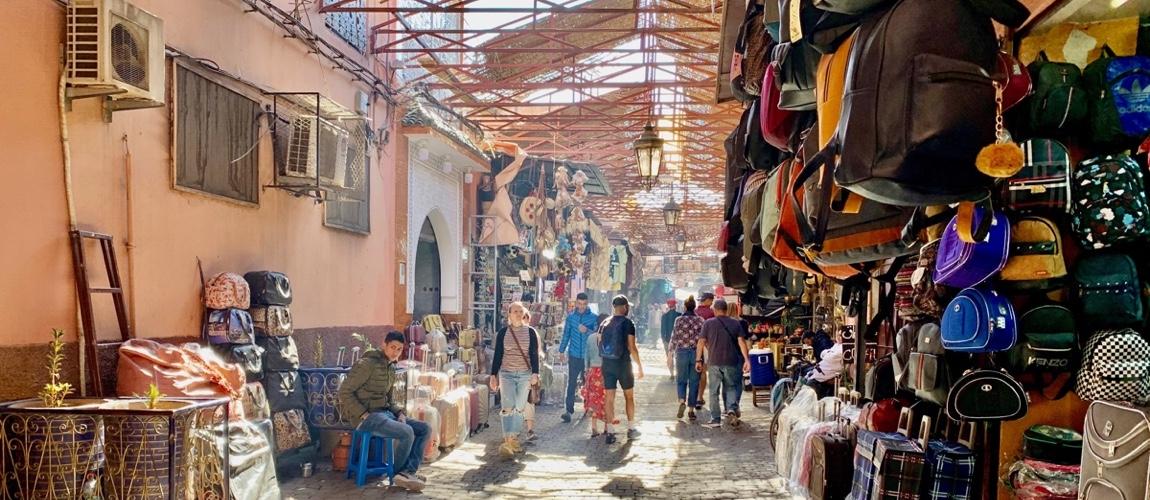 Doen in Marrakech
