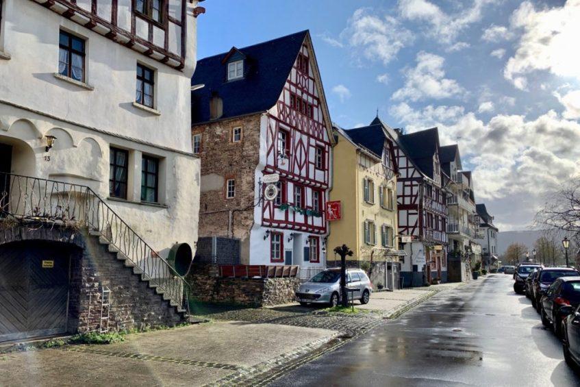 Het pittoreske Ediger Eller verdient een bezoek in de Eifel regio
