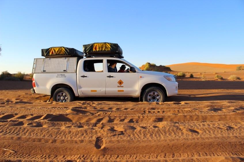 Praktische tips Namibië- voorbereid beginnen aan een onvergetelijke 4x4 reis door Namibië