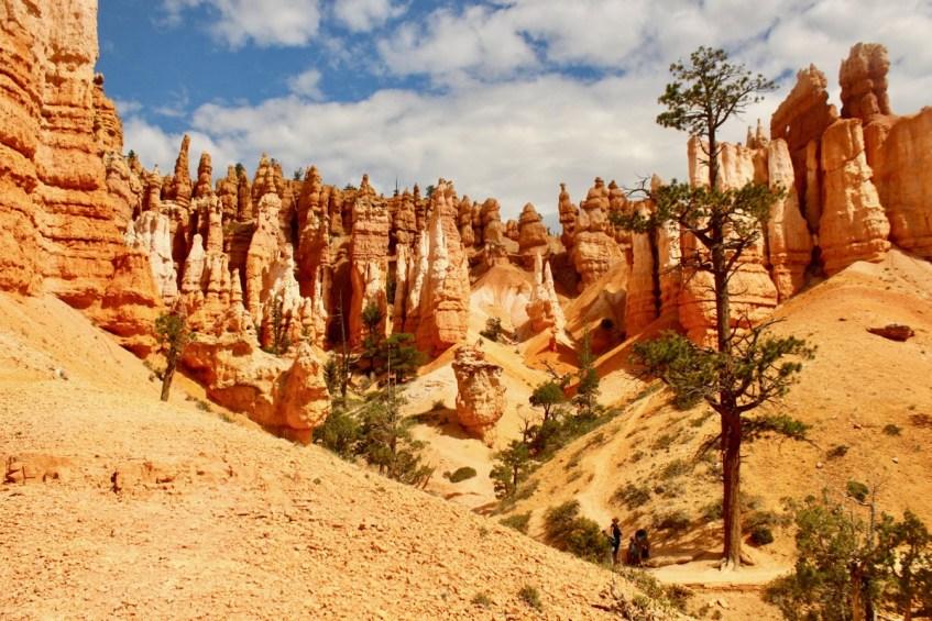 Bryce Canyon mag niet ontbreken in jouw route West-Amerika