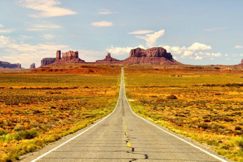 Monument Valley is een Amerikaans icoon