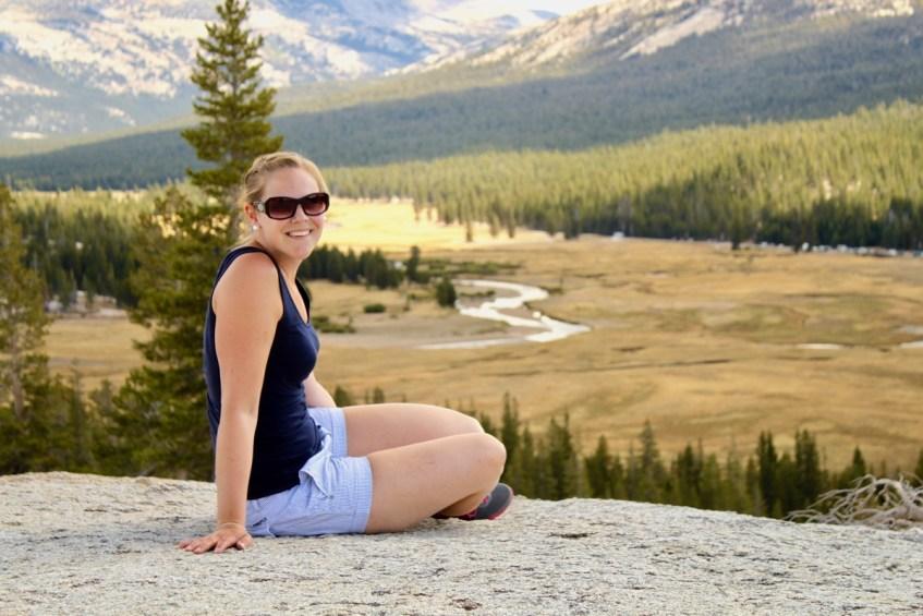 Yosemite National Park mag je niet overslaan in jouw route West-Amerika