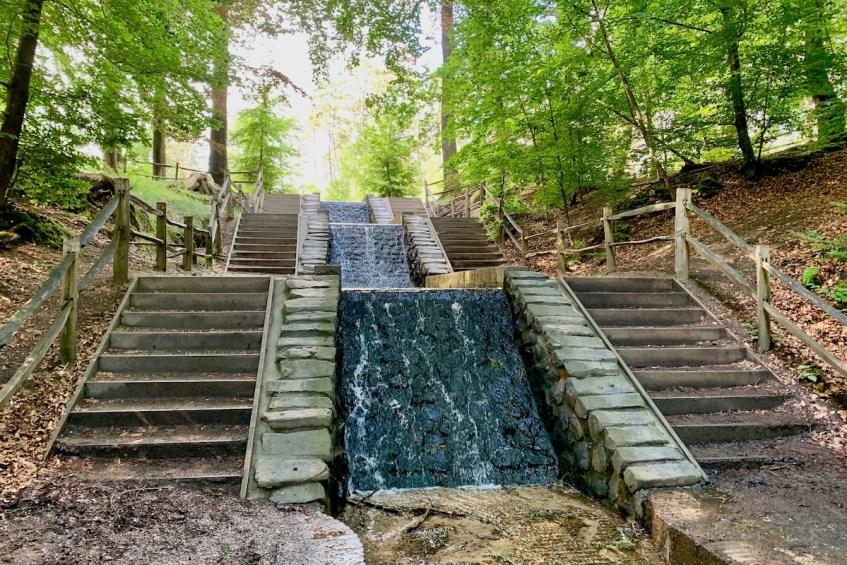 Wandelen rond Loenen ga naar de Loenense waterval