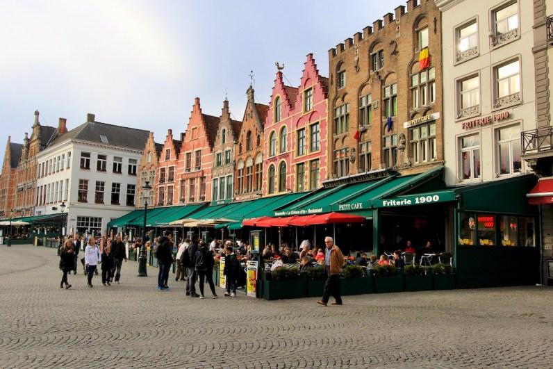 Hotspots Brugge: lekker eten en drinken in België