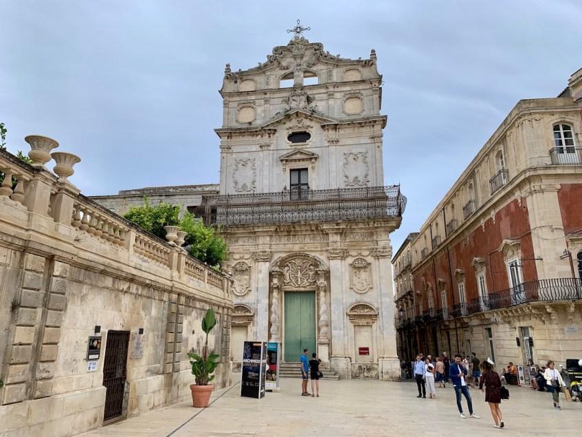 Ortiga is het oude deel van Syracuse en absoluut een van de highlights op Sicilie