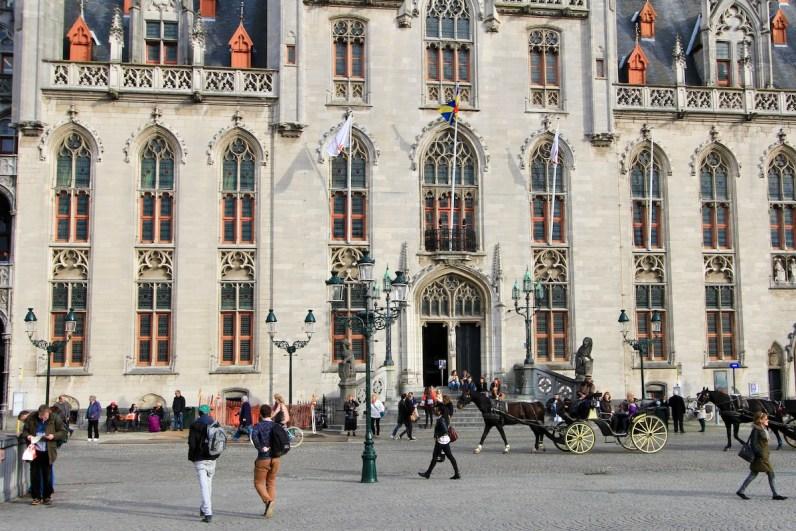 Bezienswaardigheden Brugge het stadhuis bezoeken is een van de leukste dingen om te doen