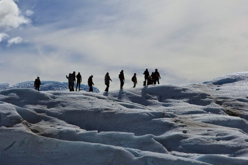 Hiken op de Perito Moreno Glacier is een once in a lifetime experience