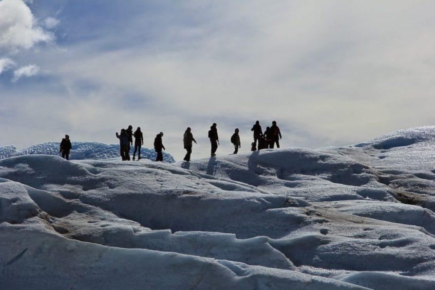 Hiken op de Perito Moreno Glacier is een once in a lifetime experience