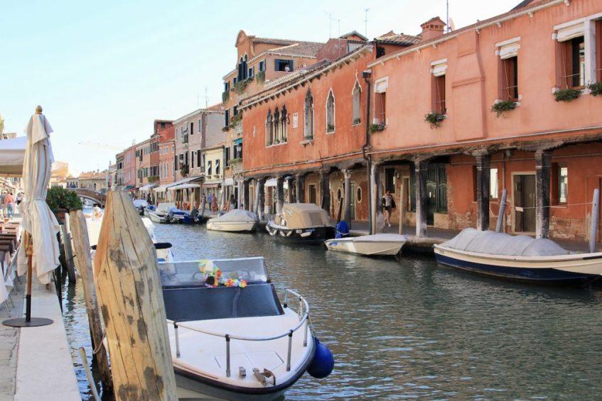 Een bezoek aan Murano mag niet ontbreken als je een Venetië bezoekt