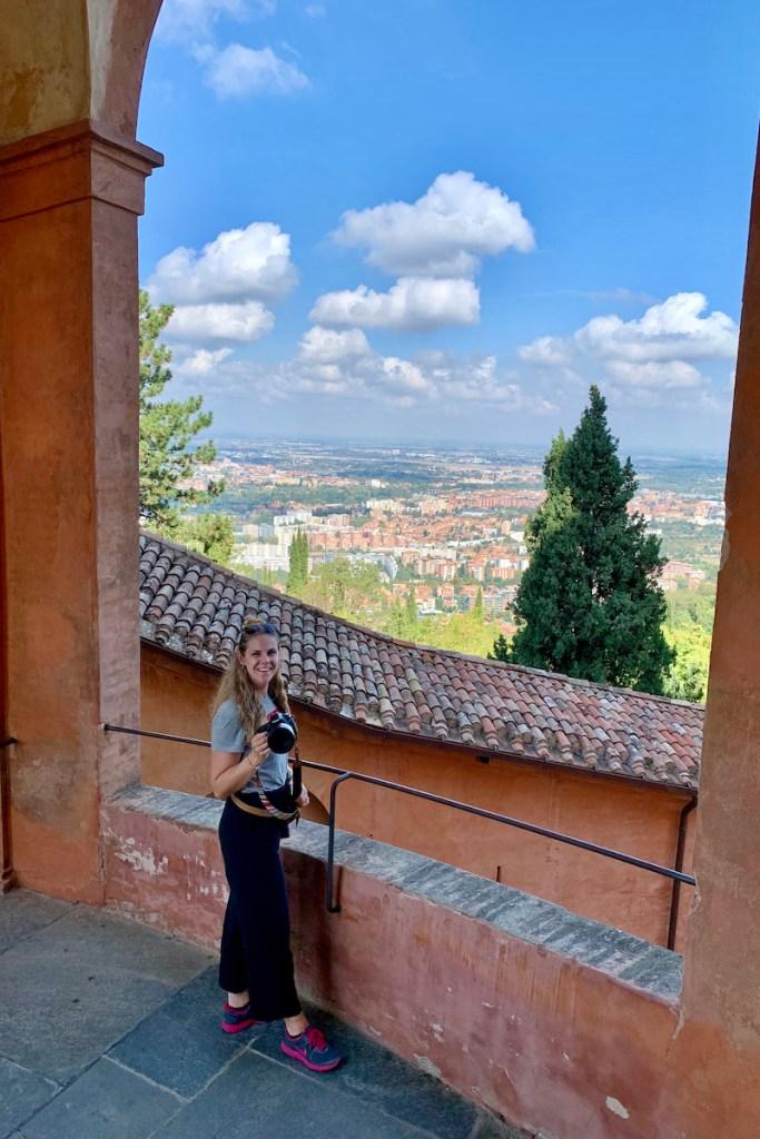 Stedentrip Bologna: tips wat te doen in Bologna? Beklim San Luca