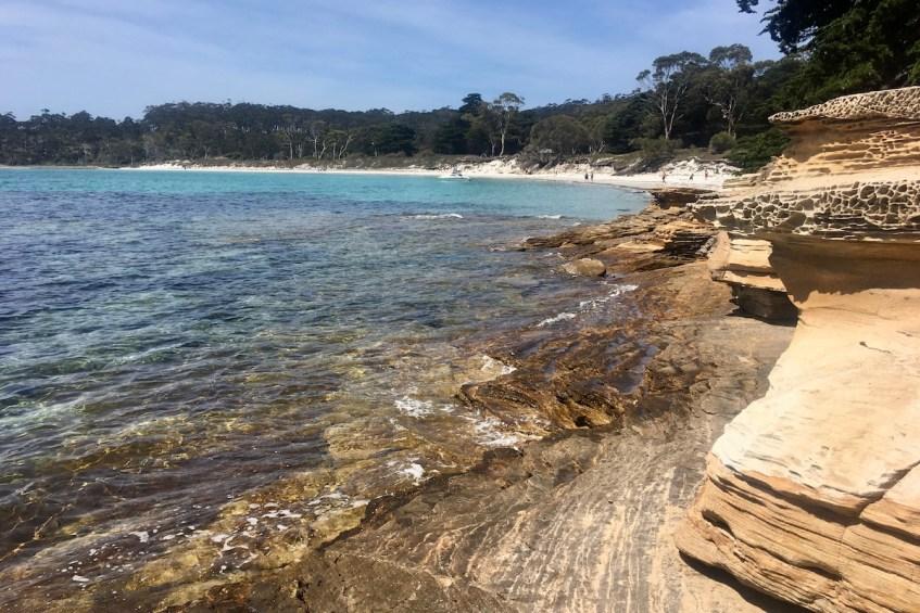 Maria Island is een van de hoogtepunten van Tasmanië en verdient zeker een bezoek
