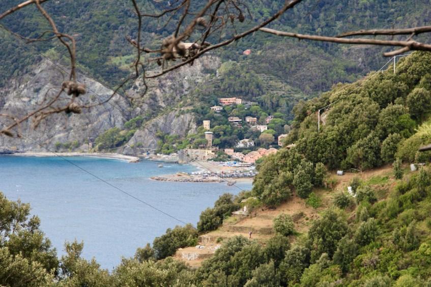 Wandel van Monterosso al Mare naar Vernazza via het wandelpad in Cinque Terre