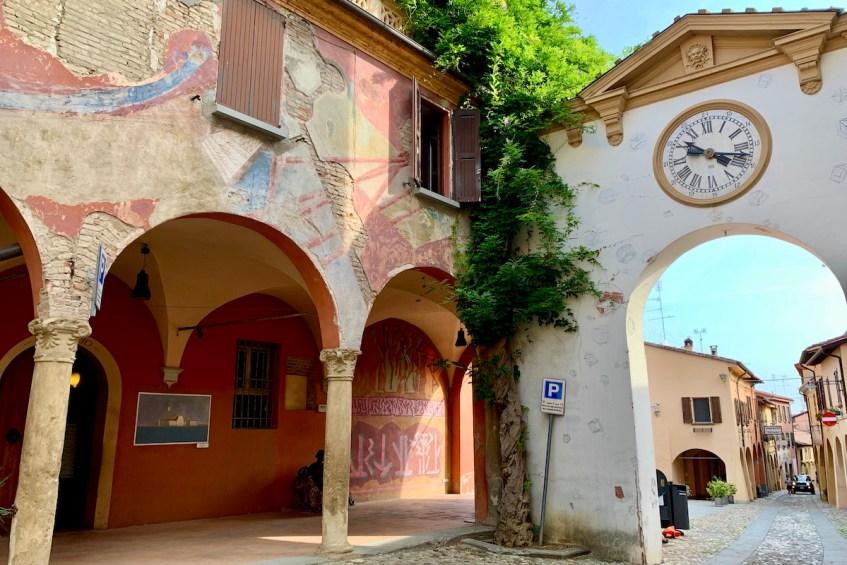 Op ontdekking in de omgeving van Bologna? Ontdek de kunst in Dozza
