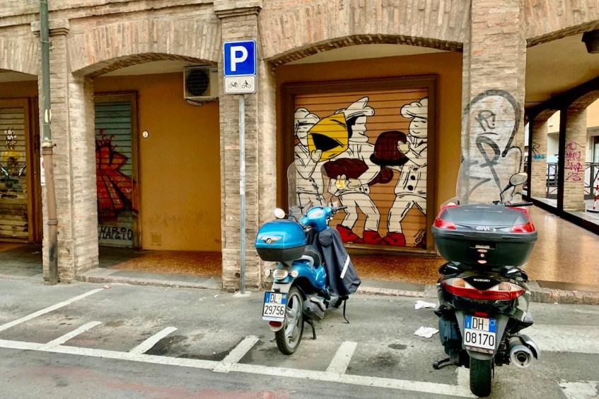 Doen in Bologna: de beste tips voor jouw citytrip! Check de street art!